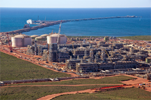 Chevron- Australia operated Gorgon Project