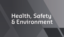Health, Safety & Environment